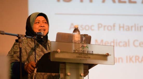 Assoc Prof Dr Harlina Halizah Siraj: 'The hormones are important to prepare a woman's body for breastfeeding and to sustain lactation.'