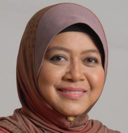 Prof Madya (Klinikal) Dr. Harlina Halizah Hj Siraj @ Hj Ramli
