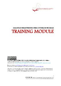 MBFPC Training Module 2nd Ed 2019